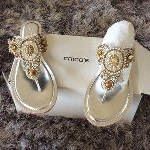 Chico's sandals